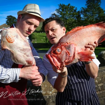 Meat v Fish Promo Shots