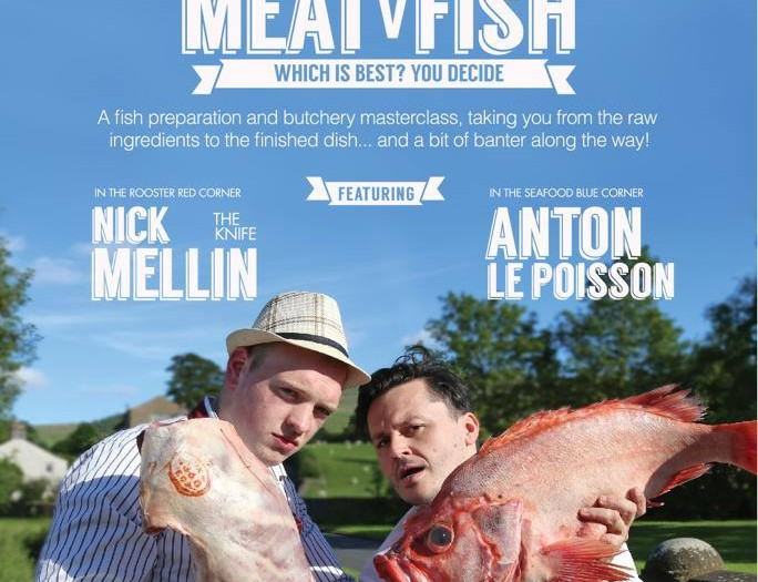 Meat v Fish