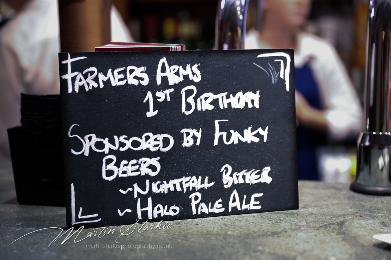 Martin Starkie Photography at the Farmers Arms Birthday Photo Shoot