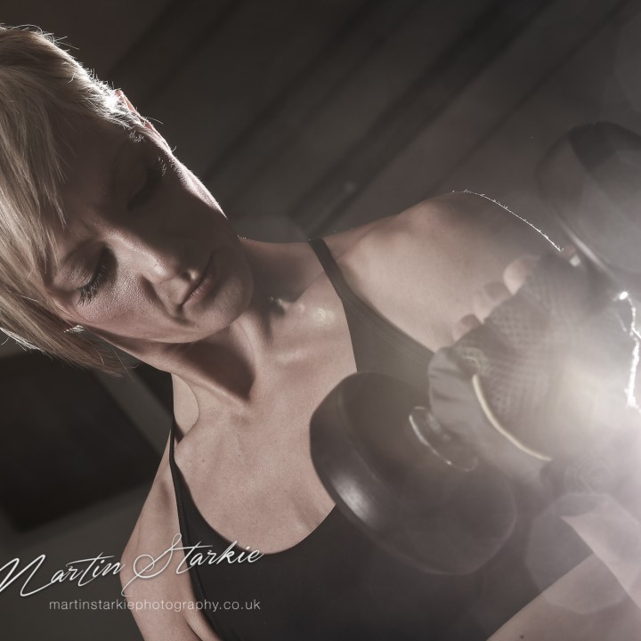 Gemma Allen - Fitness Photoshoot Gym Photography